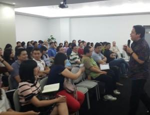 Djoko Kurniawan Konsultan Bisnis, Indonesia Brand Expert
