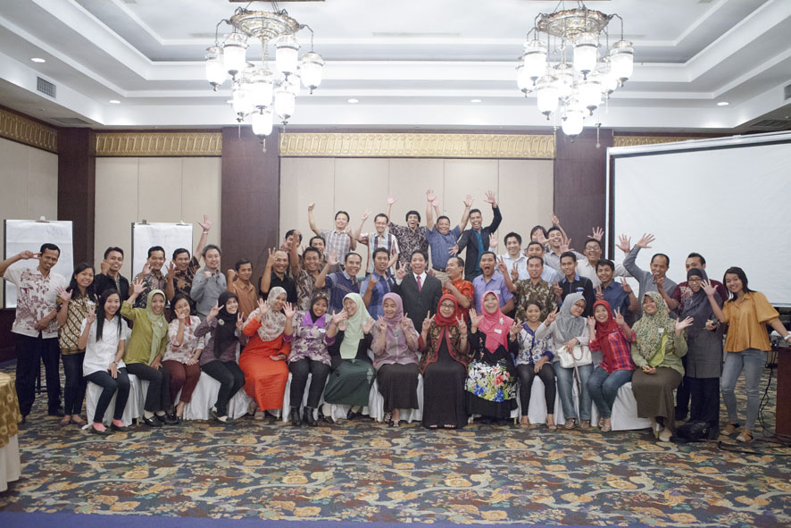 Acara Neilson Retail Summit 2014 Indonesia