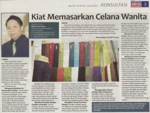 Djoko Kurniawan @ Tabloid Peluang Usaha Juni 2012